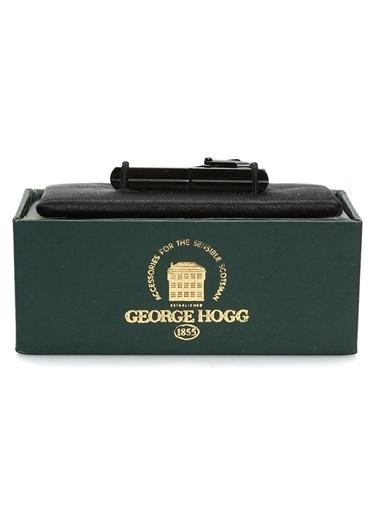 George Hogg Kravat İğnesi Siyah